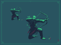 "Archer for ""stretch"" theme"