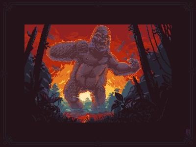Kong 🦍