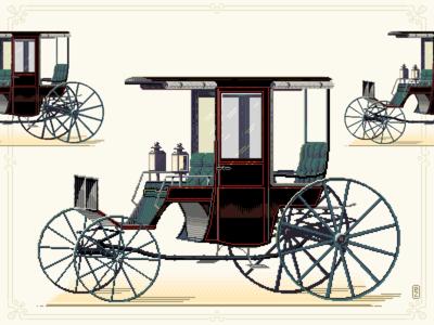 Carrige, 1885, NY