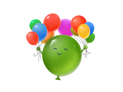 Good balloon :)