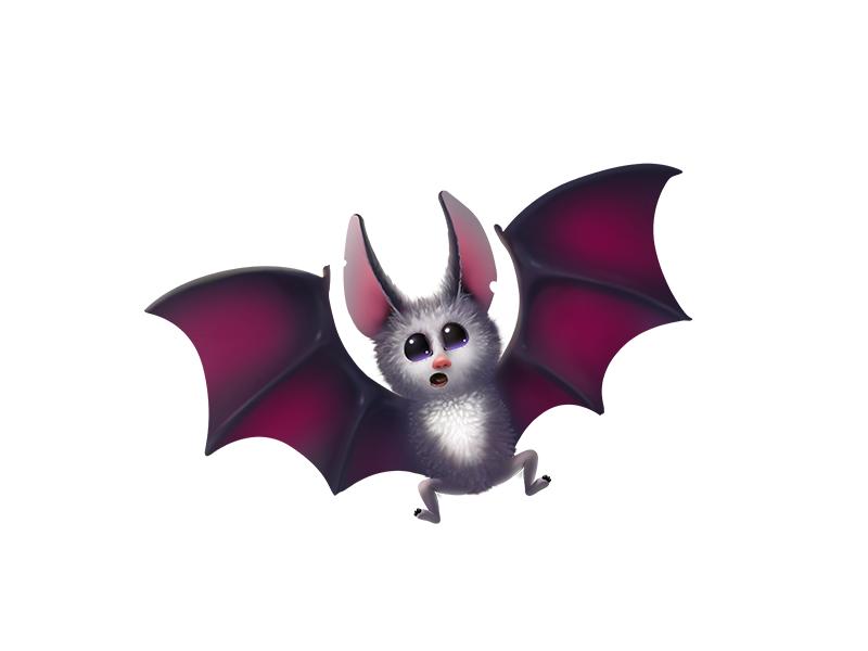 Bat bat halloween