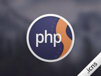 PhpStorm Replacement Round Icon