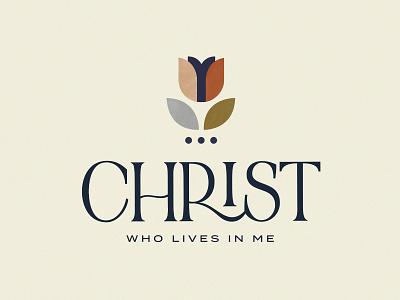 Galatians 2:20 graphic design typography illustration