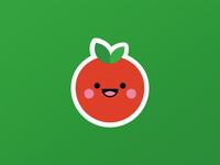 Tomatte: The Matte Cherry Tomato