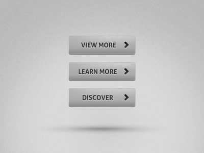 Subtle Ui Buttons by Fabio Benedetti - Dribbble
