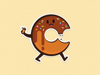 C is for Coffee and Doughnuts!