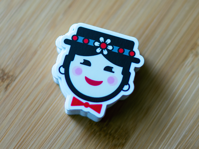 Mary Poppins - Cocorino Stickers