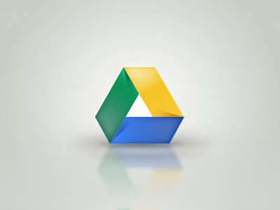 Google Drive Icon google drive icon google drive concept gradient icon yellow green blue icon isometric icon work in progress icon google colour palette.