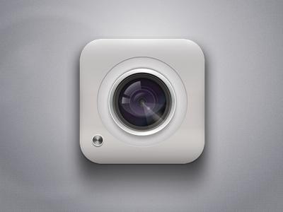 Camera Icon camera icon iphone icon fireworks illustration retina display iconic camera instagram photo icon fireworks icon lens glass effect