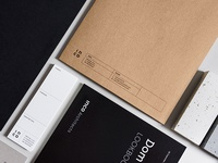 INCO Architects Stationery