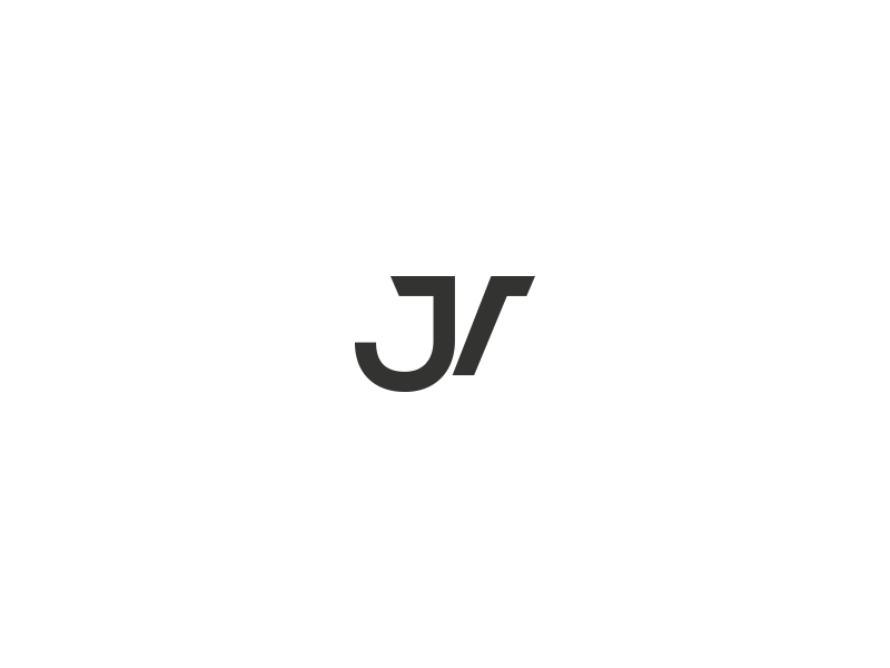 Logo Design for Jack Vanags - JV by Rishi Shah, Logo & UI ...