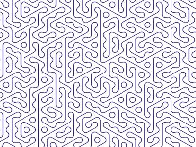 Generative Pattern lines pattern code generative