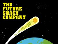 Future Snack Company Identity