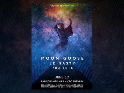 Moon Goose + Le Nasty @ New Radnor