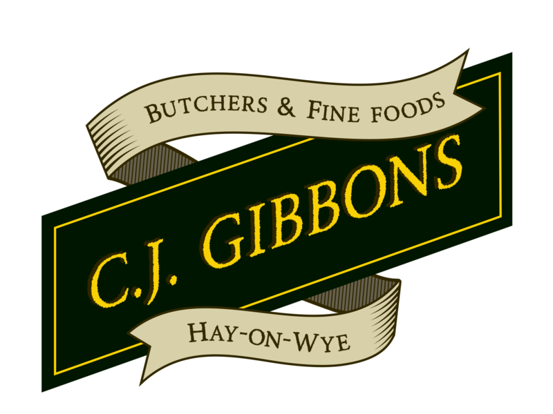 CJ Gibbons Butchers Logo