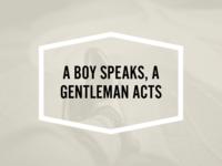 Project Gentleman