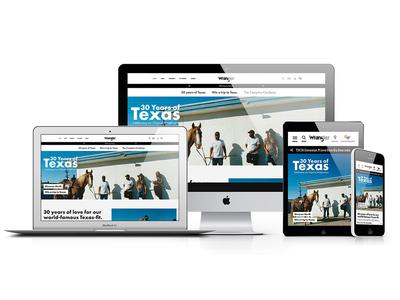 Wrangler   30 Years of Texas