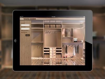 Wardrobe Interface3