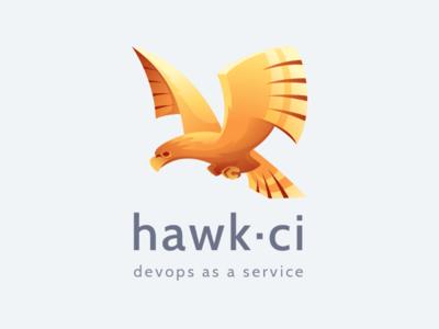 Logo Hawk CI