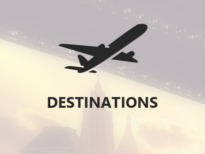 Destinations - WIP destinations travel app windows8
