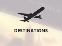 Destinations - WIP