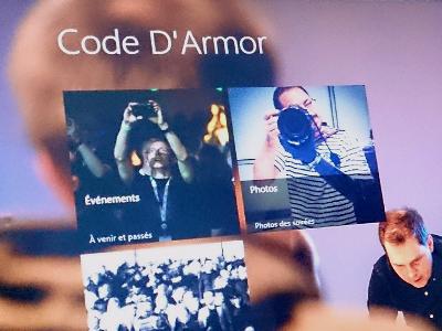 [WIP] Code D'Armor code darmor app events photos activity windows8 windows 8 win fullscreen