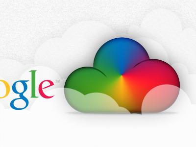 Google Cloud google cloud icon print colors web
