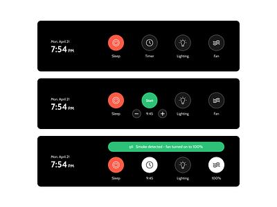Rangehood UI - Accessibility Update redesign ux design ui