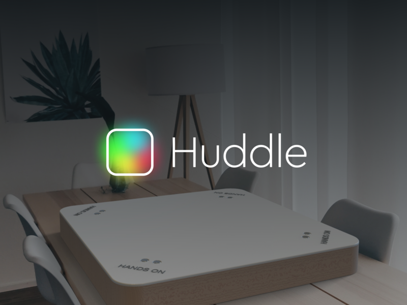Logo Design for Huddle icon vector branding logo design