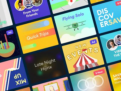 Pocket - Curated Playlists typography cover design playlist cover art coverart playlists playlist logo illustration branding app design ui