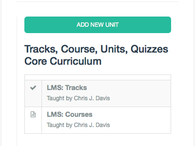 Curriculum.overview