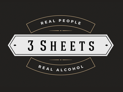 3 Sheets Artwork itunes cover podcast