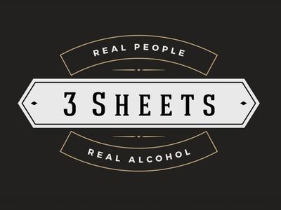 3 Sheets Artwork