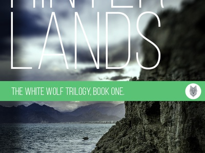 Hinterlands Cover written word design cover