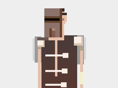 Something New! illustration study character