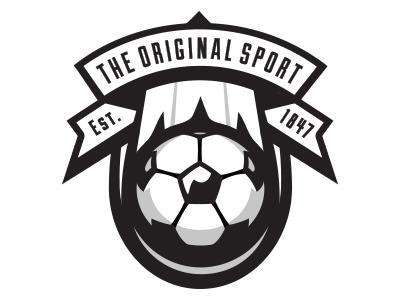 soccer logo 3 by lindsey kellis meredith dribbble