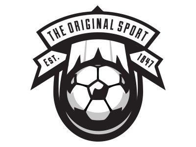 Soccer logo 3 sports soccer logo