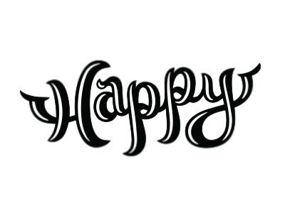 Happy ddd