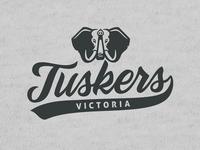 Tuskers Victoria logo