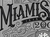Miamisburg Bicentennial Commemorative Poster