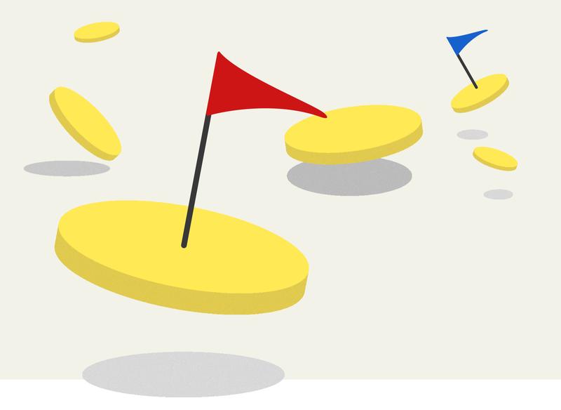 Goal — Blog Illustration goal sales digital illustration illustration yousign esignature