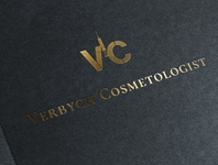 logo for cosmetologist