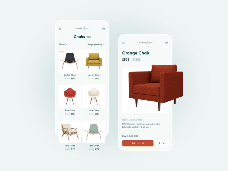 5/100 daily design e-shop shop web ui  ux design ui ux daily 100 challenge e-commerce app