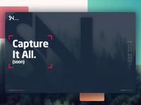 SN Capture Landing Page