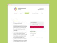 Pia Rothen Client Website