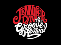 Jennifer Lyn & the Groove Revival Band logo