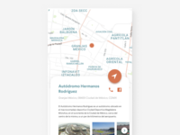 DailyUI #029 Map