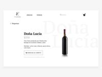 Wine Shop Concept