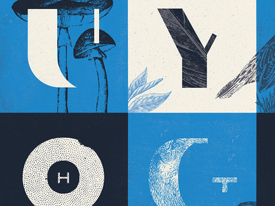 Typehike: Cuyahoga Valley Poster