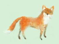 Fuzzy Lil Foxy
